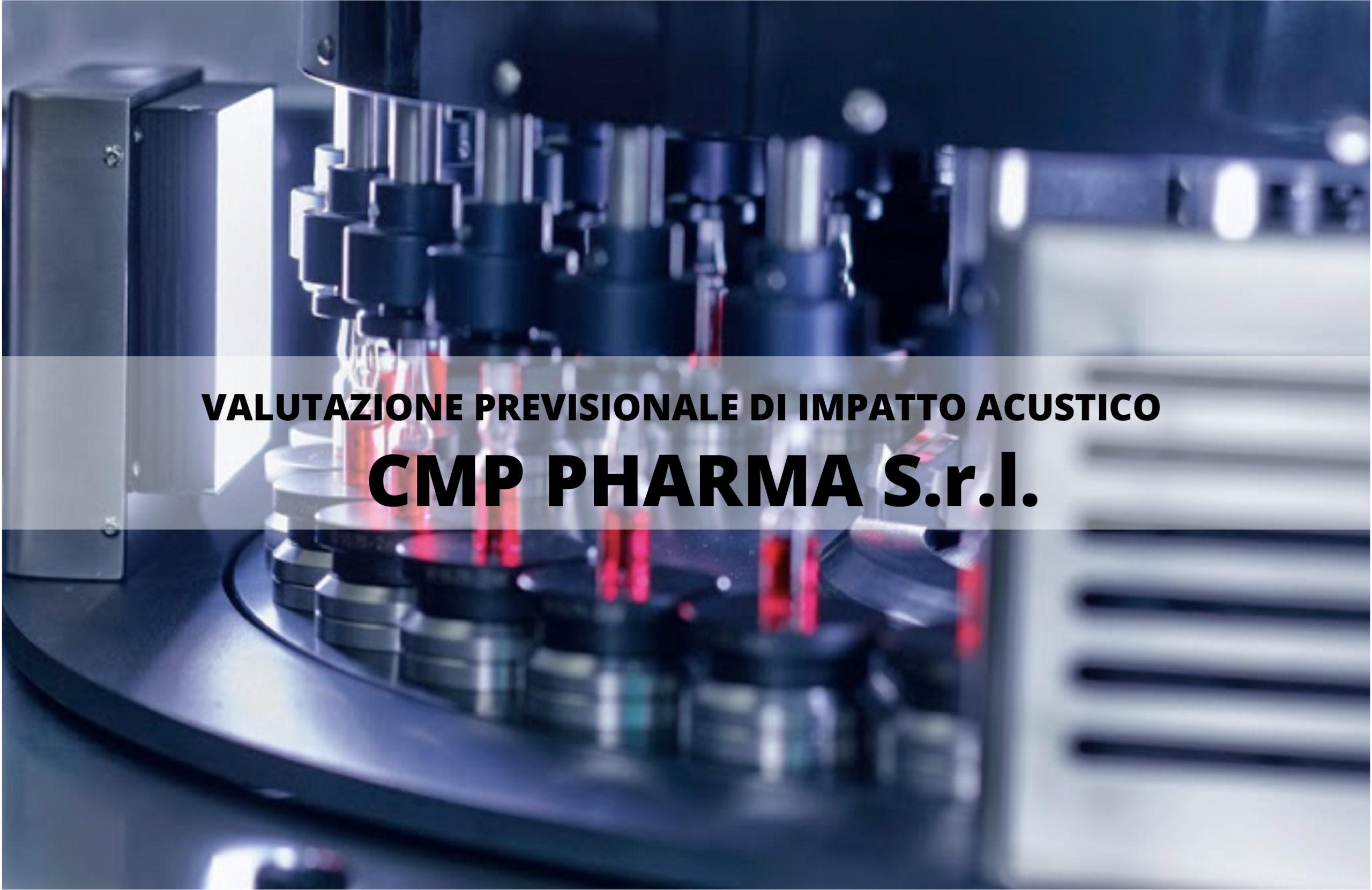 CMP Pharma S.r.l.